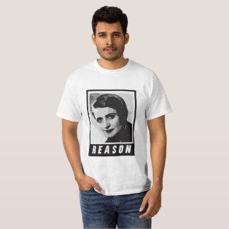 Aynのランド: 理由 tシャツ