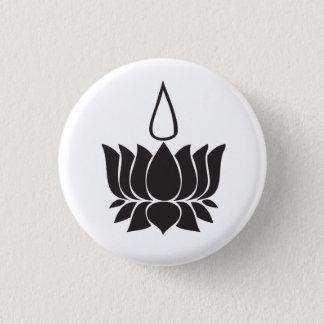 Ayyavazhiの宗教記号 3.2cm 丸型バッジ