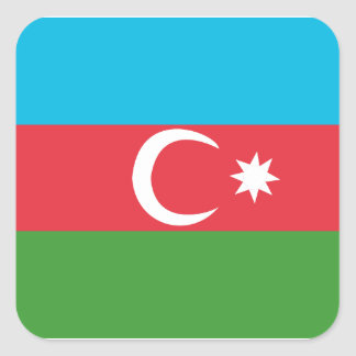 Azerbaijao スクエアシール