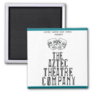 Aztec Theatre Companyの磁石 マグネット