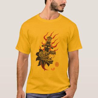 AZTKのワイシャツQutzal-tatoo Tシャツ