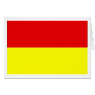 Azuayの旗 カード