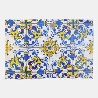 Azulejosのセラミックタイル キッチンタオル