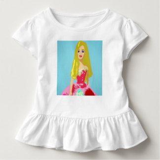 Bの💋のrbieのポップアート トドラーTシャツ