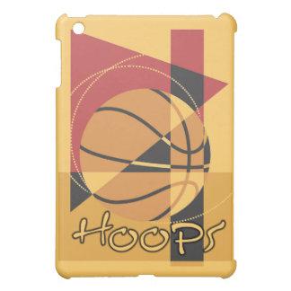 Bボールのバスケおよびギフト iPad MINIカバー