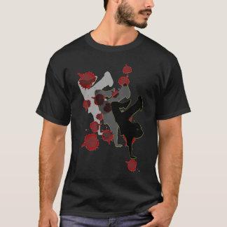 B少年: 影の暗闇のTシャツ Tシャツ