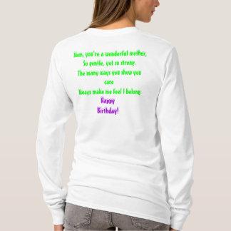 b日Zeeのお母さん Tシャツ