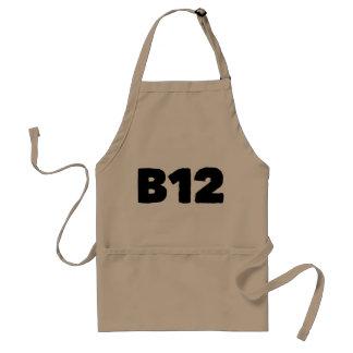 B12 スタンダードエプロン