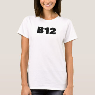 B12 Tシャツ