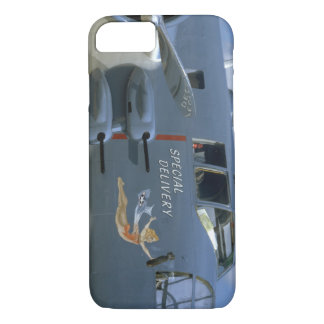 B25 「速達の」_WWIIの飛行機 iPhone 8/7ケース