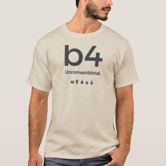 B4チェスのワイシャツ シリーズ1 Tシャツ