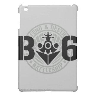 B6は守りましたり及び破壊します iPad MINIケース