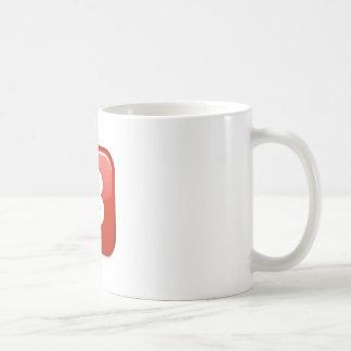 """""""B""""のEmojiマグ コーヒーマグカップ"""