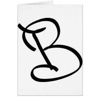 B カード