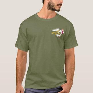 B-17メンフィスの美女 Tシャツ