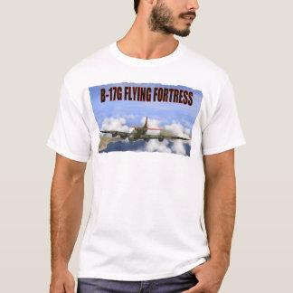 B-17Gの飛んでいるな要塞 Tシャツ
