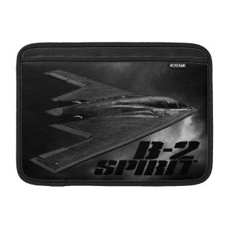 "B-2精神11"" Macbookの空気袖 MacBook スリーブ"
