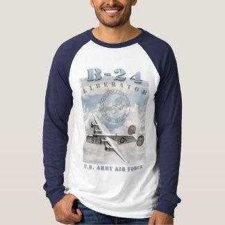 B-24解放者のRaglan Tシャツ