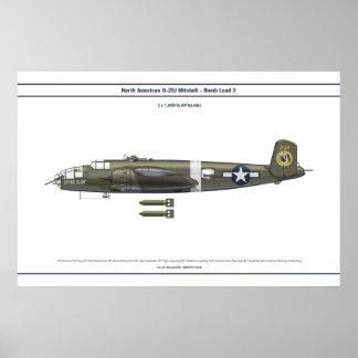 B-25負荷3 ポスター