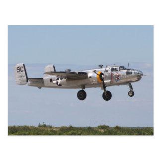 B-25 Dのヤンキーの戦士 ポストカード