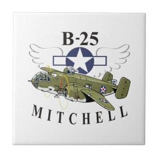 B-25 Mitchell タイル