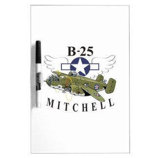 B-25 Mitchell ホワイトボード