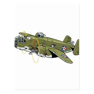 B-25 Mitchell ポストカード