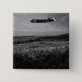B-25 Mitchell 缶バッジ
