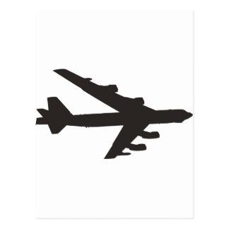 B-52爆撃機 ポストカード