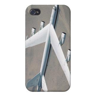 B-52 Stratofortressの爆撃機の飛行機のiPhoneの場合 iPhone 4 Case