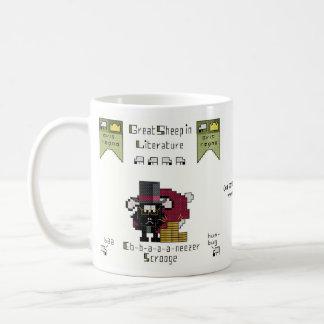 B-a-a-a-hのばかばかしいクリスマスのマグ コーヒーマグカップ