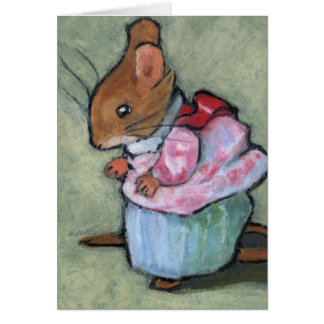B. Potterの後のTITTLEMOUSE #2夫人 カード