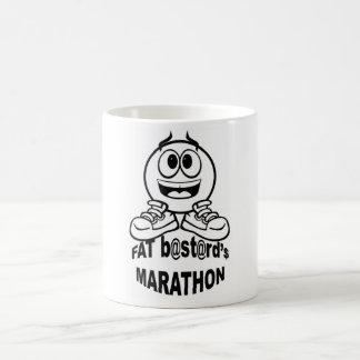 b@st脂肪質の@rd$のマラソン: コーヒーカップ