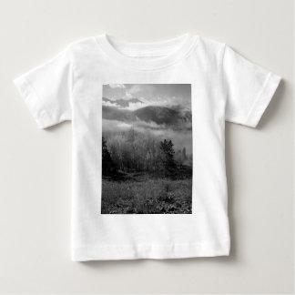 B&Wの《植物》アスペン3 ベビーTシャツ