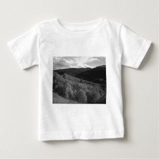 B&Wの《植物》アスペン8 ベビーTシャツ