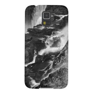 B&Wイグアスの滝 GALAXY S5 ケース