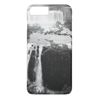 B&Wイグアスの滝 iPhone 8 PLUS/7 PLUSケース