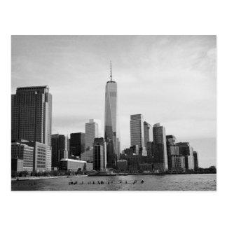 B&Wマンハッタン ポストカード
