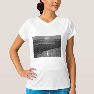 B&Wリオデジャネイロのビーチ Tシャツ