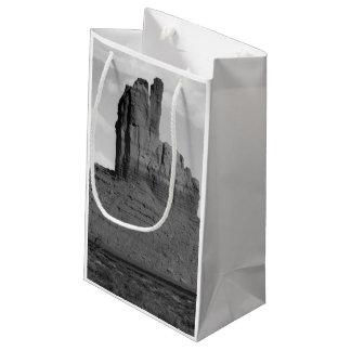 B&W記念碑の谷5 スモールペーパーバッグ