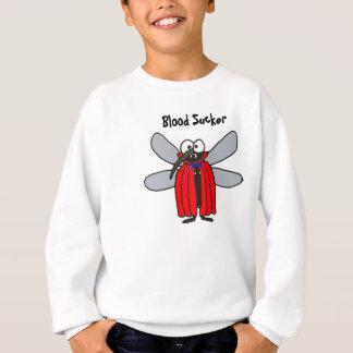 BAの血の吸盤のカの吸血鬼のワイシャツ スウェットシャツ