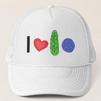BA I愛Pickleballの帽子 キャップ