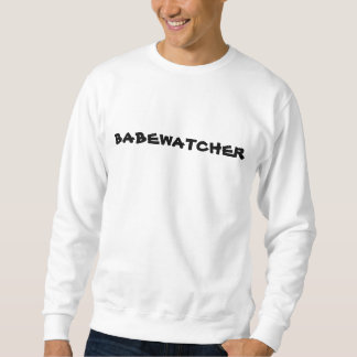 BABEWATCHER スウェットシャツ