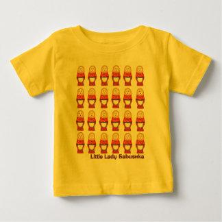Babushka T-Shirt小さい女性 ベビーTシャツ