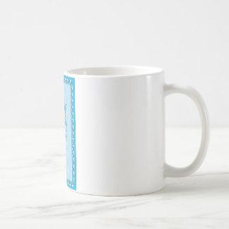 Baby_blue コーヒーマグカップ