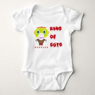 Baby Bodysuit    King Of Cute By Morocko ベビーボディスーツ
