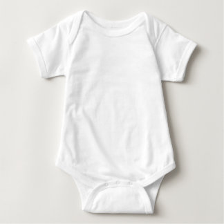 Baby Jersey Bodysuit ベビーボディスーツ