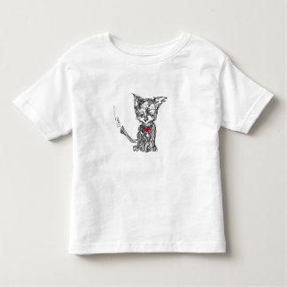 baby.monkeyFACE トドラーTシャツ