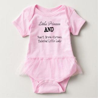Baby Shirt素晴らしく小さい女性 ベビーボディスーツ