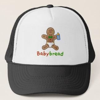 Babybreadのジンジャーブレッドマン キャップ